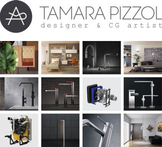 Tamara Pizzol - portfolio online