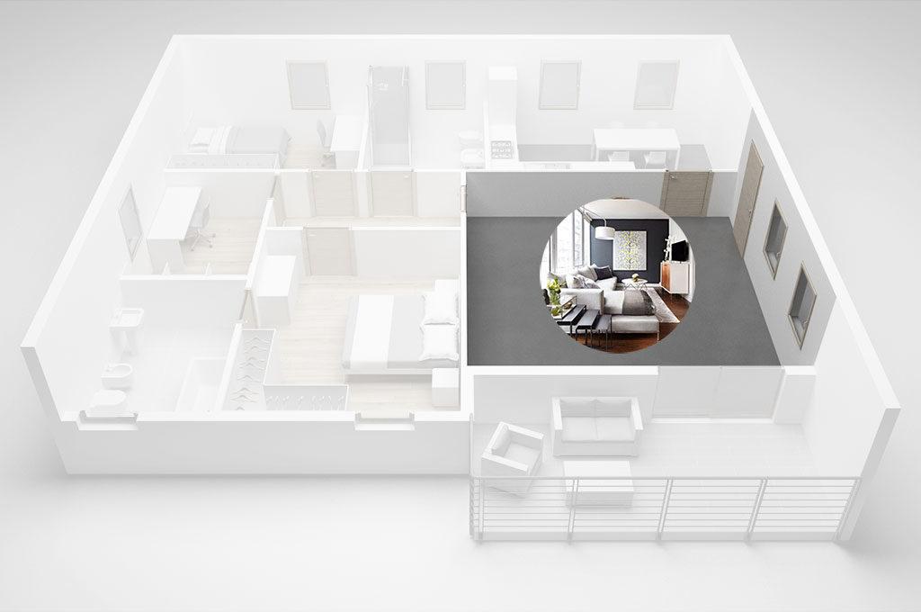 Community house: l\'inizio del progetto | A forma di casa