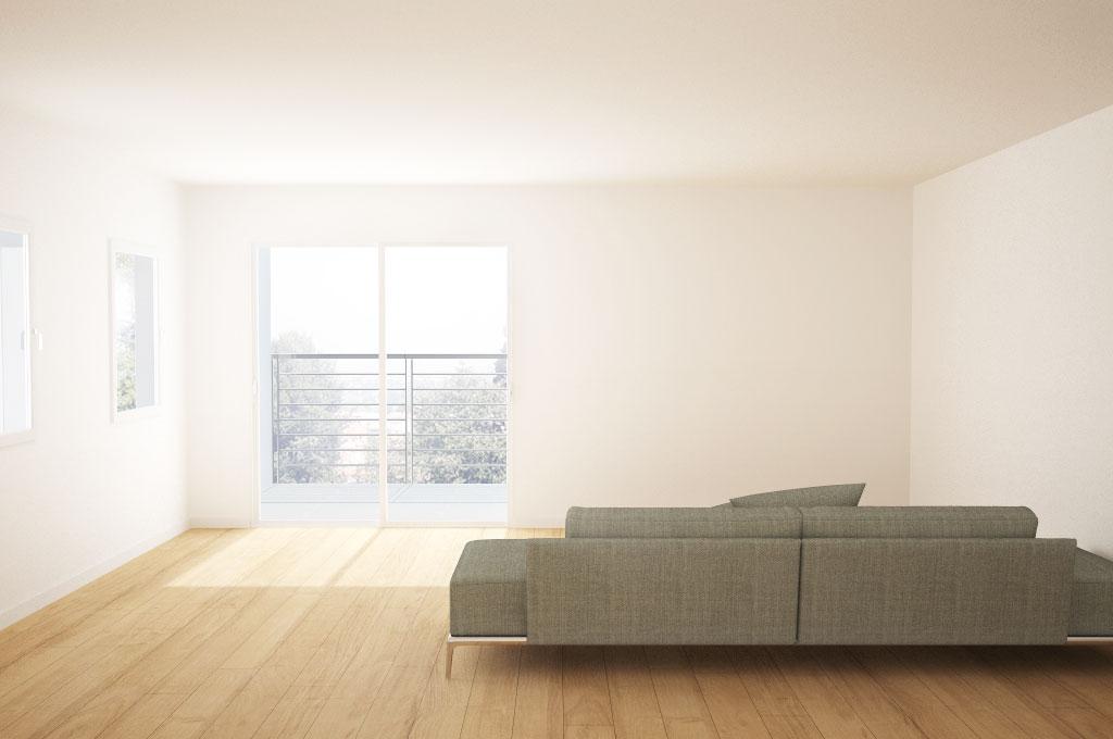 soggiorno contemporaneo