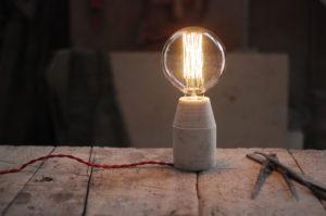caio - emmepidesign - lampada in marmo