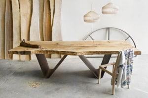 antoniazzi e piovesana tavolo in legno