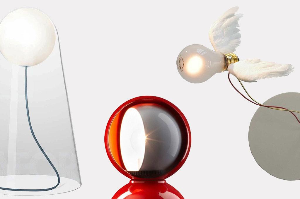 La Lampada Da Tavolo Tre Modelli Per Tre Stili Di Design
