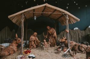 decorazioni natalizie della tradizione