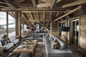 open space rustico