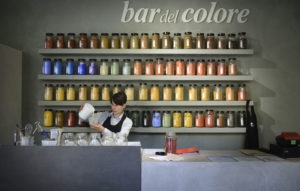 Bar del colore