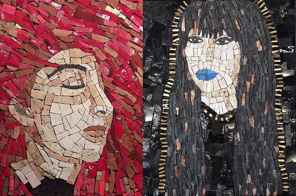 mosaici Sara Gazzola