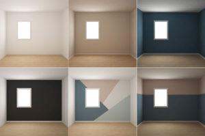 colore pareti studio