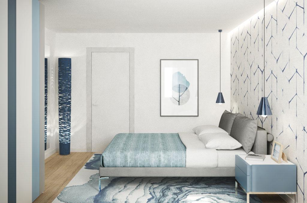 camera da letto - Community House