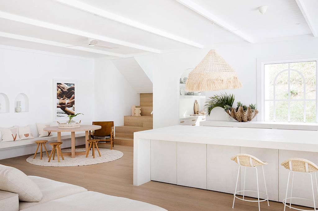 Home Tour 1 Villa Minimal Chic In Stile Mediterraneo A Forma Di Casa